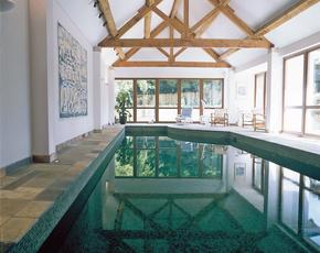 Desert Sand Slate Swimming Pool