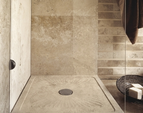 Sand Stone Showertray