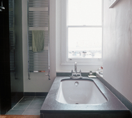 Mountain Grey Slate Bath Surround