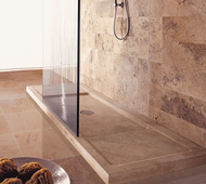 Vaselli Splugen Stone Shower Tray
