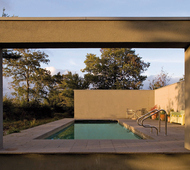 Flamed Basalt Swimming Pool