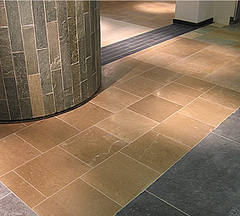 High quality stone tiles selection